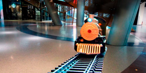 Поезд и железная дорога.    Игрушки для мальчиков.